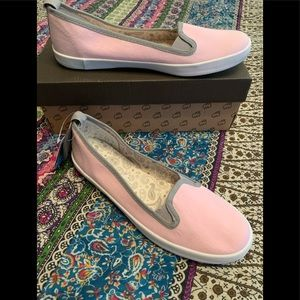LAMO Ella Rose Slip-On Flats Shoes Pink 9.5